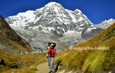 annapurna circuit and annapurna base camp trek