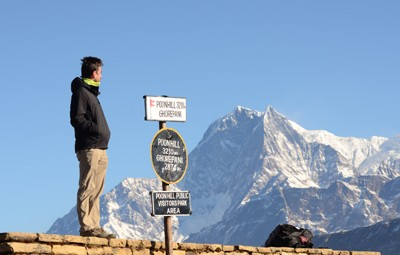 best treks from pokhara