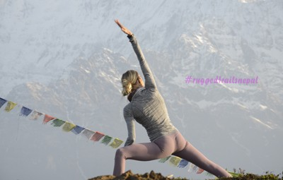 best yoga trek and tour spots in nepal