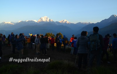 blog trekking in nepal