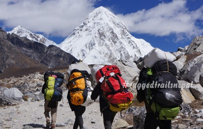everest base camp trekking itinerary with pictures
