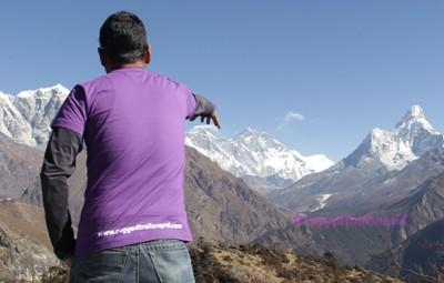 short everest view trekking