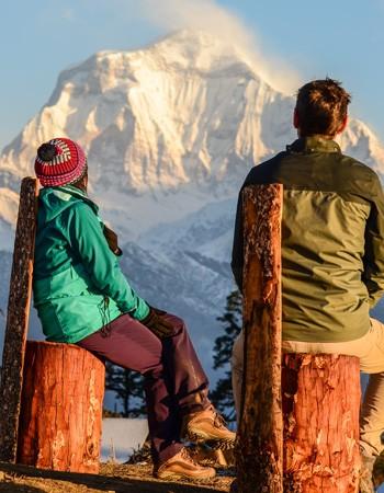 easy trekking in nepal