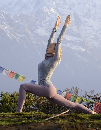 yoga spiritual cultural packages