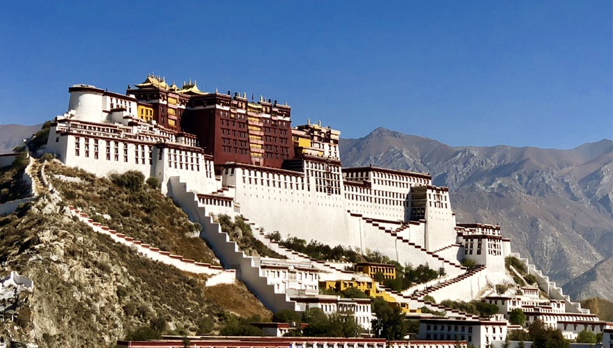 4 days lhasa city tour