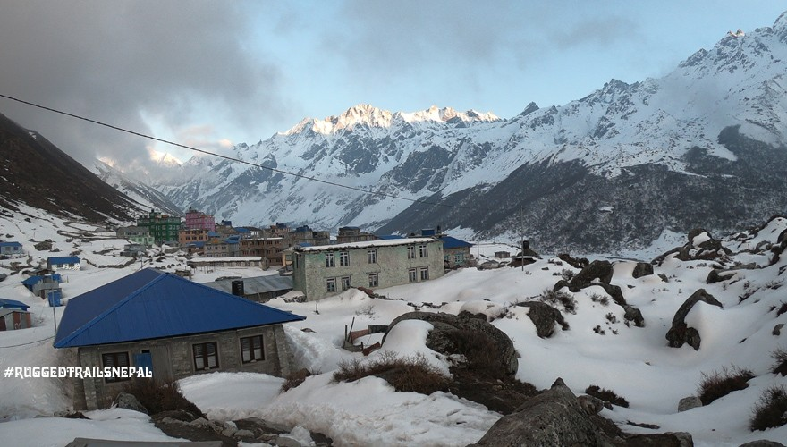 5 days langtang valley trek