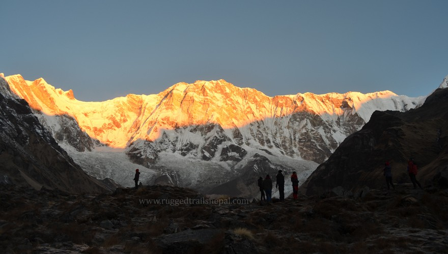 amazing annapurna base camp trek
