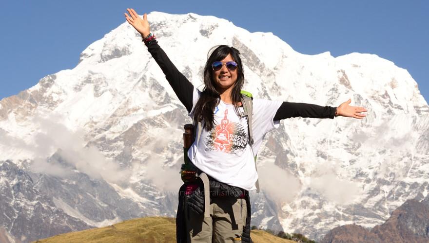 amazing mardi himal trek