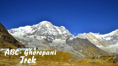 Annapurna Base Camp Ghorepani Trek Video