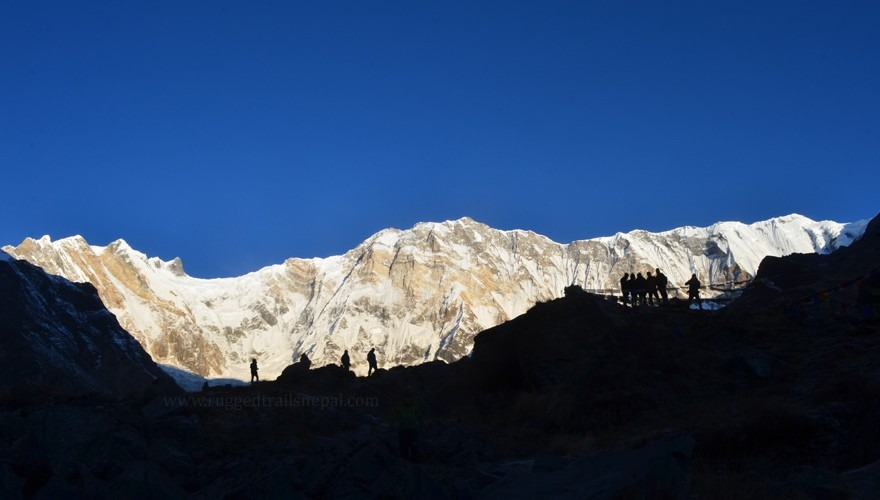 annapurna base camp mardi himal base camp trek
