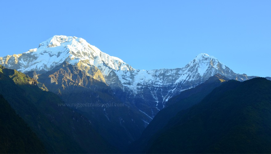 annapurna royal trek pokhara