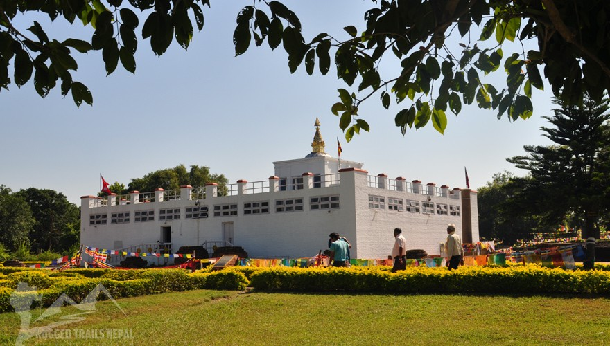 buddha land lumbini tour