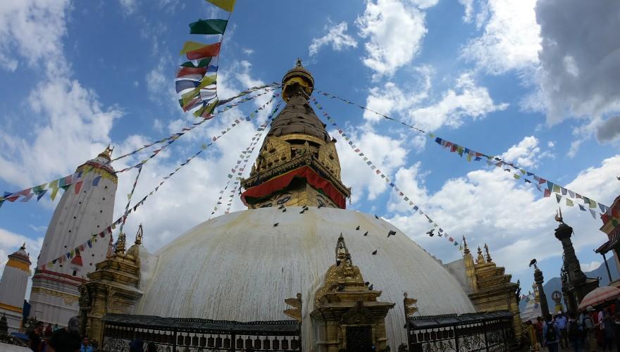 buddhist heritage tour nepal