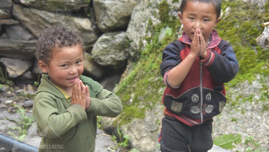 child care volunteering in nepal