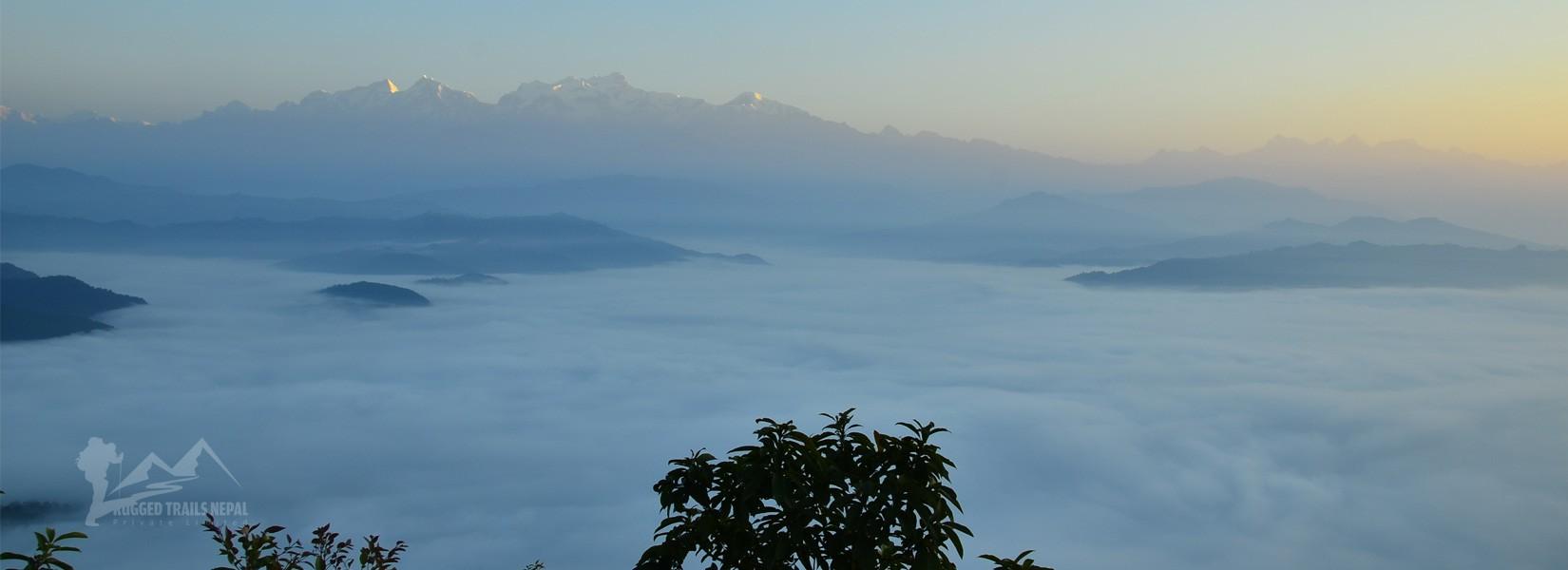 day hiking trips in kathmandu