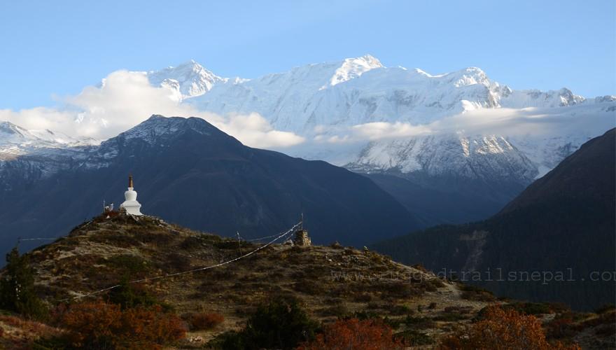 drive tour nepal manang