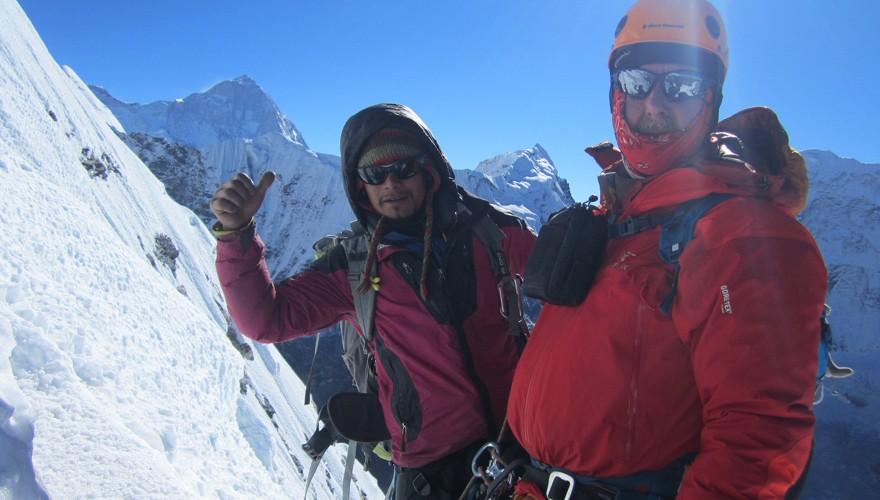 everest base camp island peak climbing