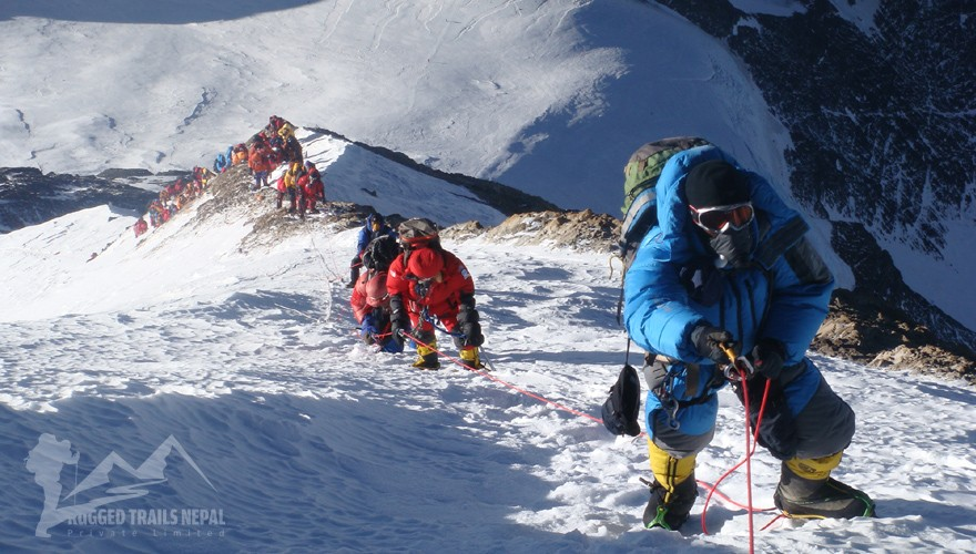 everest climbing fees permits