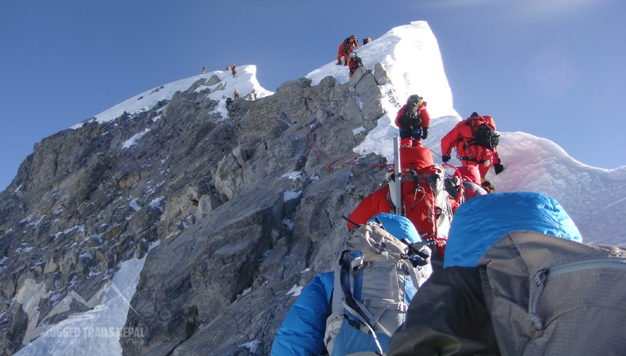 everest expedition 2020