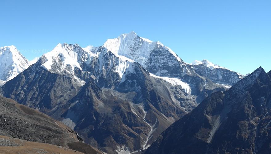 ganjala pass trekking langtang