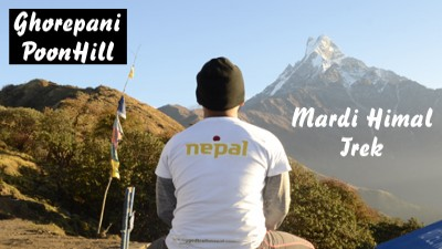 ghorepani mardi himal trek video