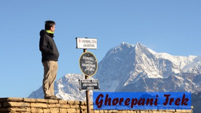 ghorepani poonhill ghandruk trek video