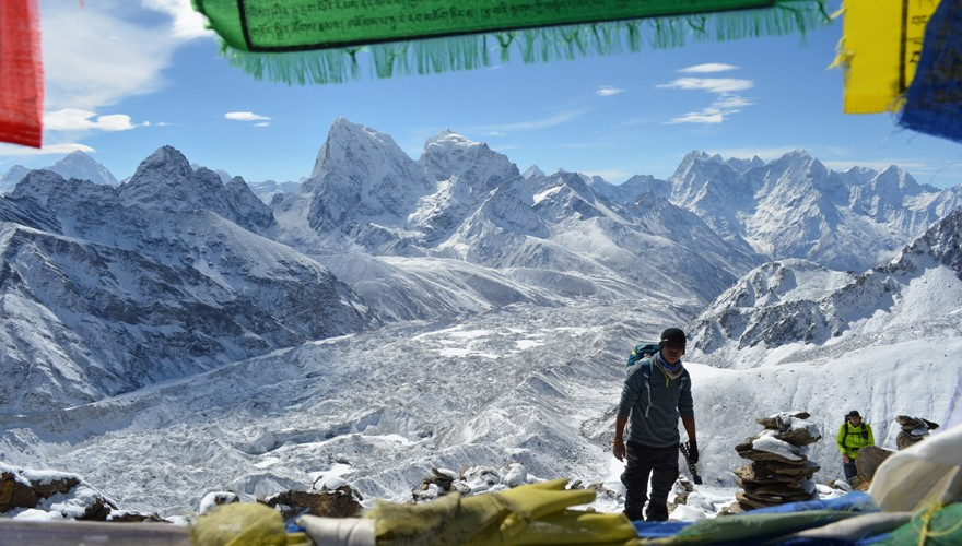 gokyo ri view point