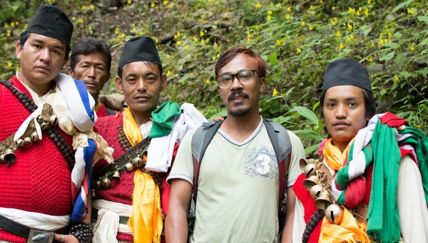 helambu panch pokhari lake trek