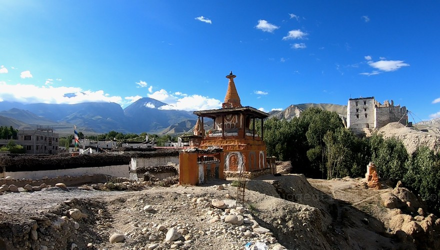 jeep drive tour nepal upper mustang