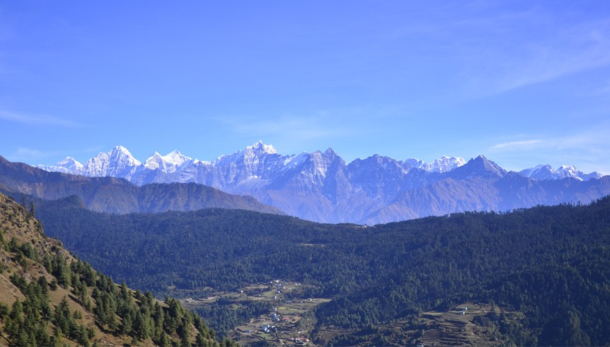 jiri pikey peak trek