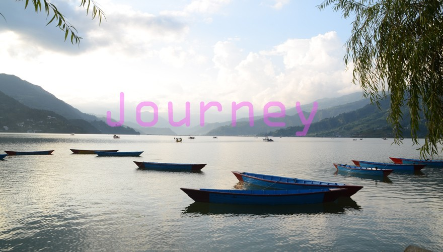 journey to recover in nepal