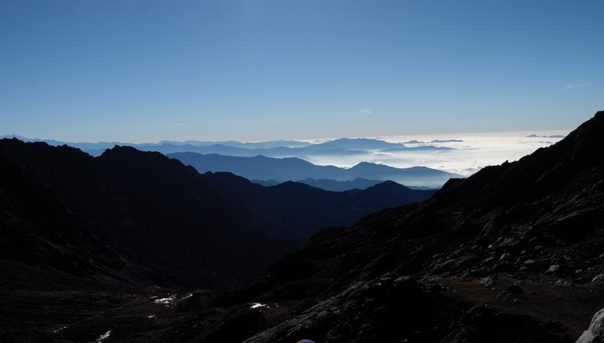 langtang gosaikunda trek landscapes