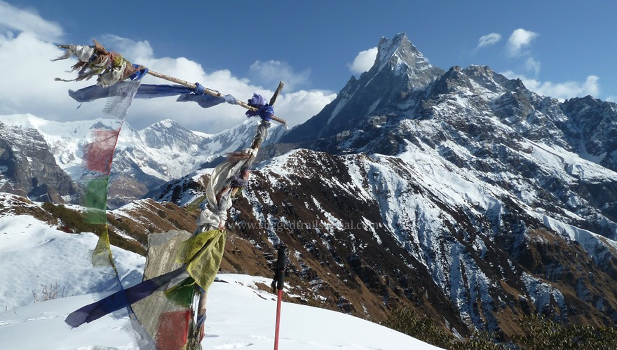 mardi himal and annapurna base camp trek