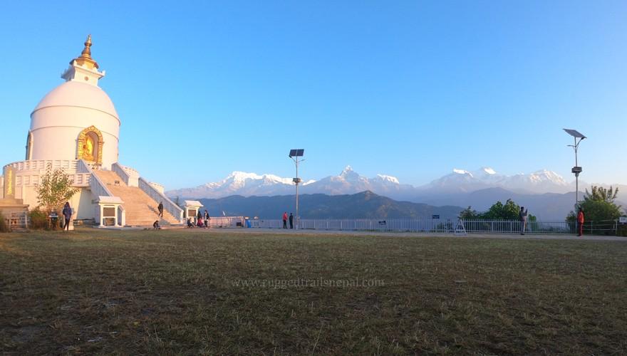 mardi himal trek from pokhara