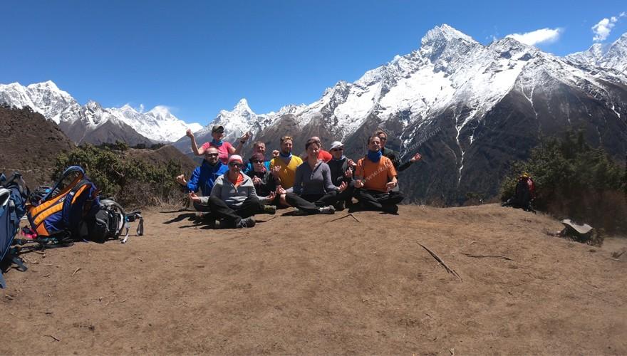 most luxurious everest base camp trek