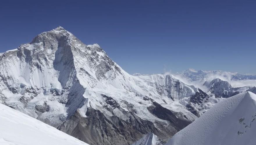 Mount Baruntse Climbing