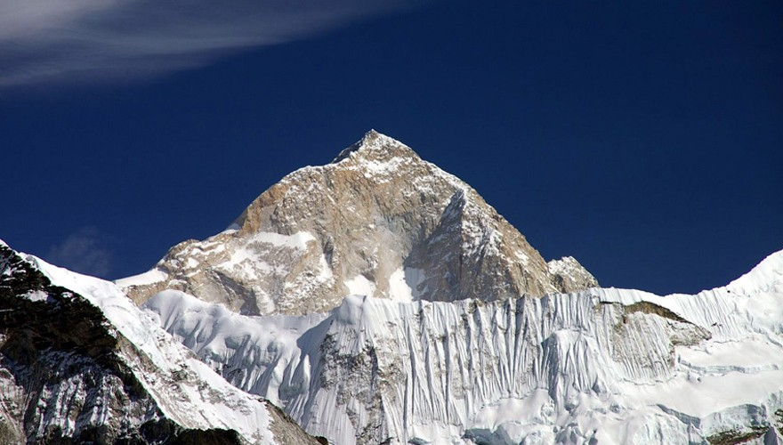 mount makalu expedition