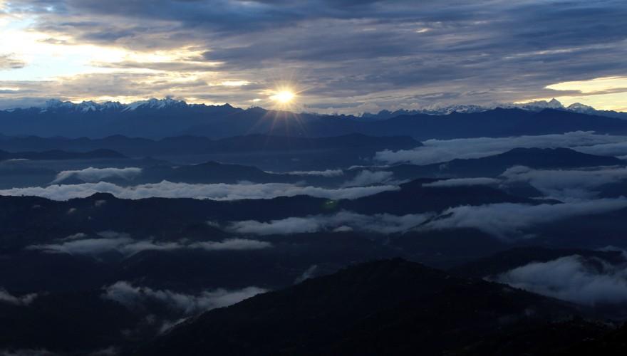 Nagarkot Bhaktapur Day Hike from Kathmandu