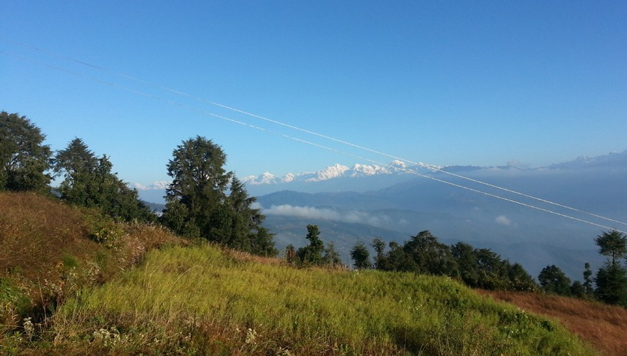 nepal indigenous people trek