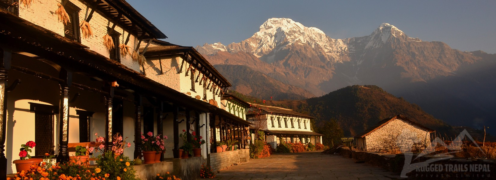 nepal mountain tour package