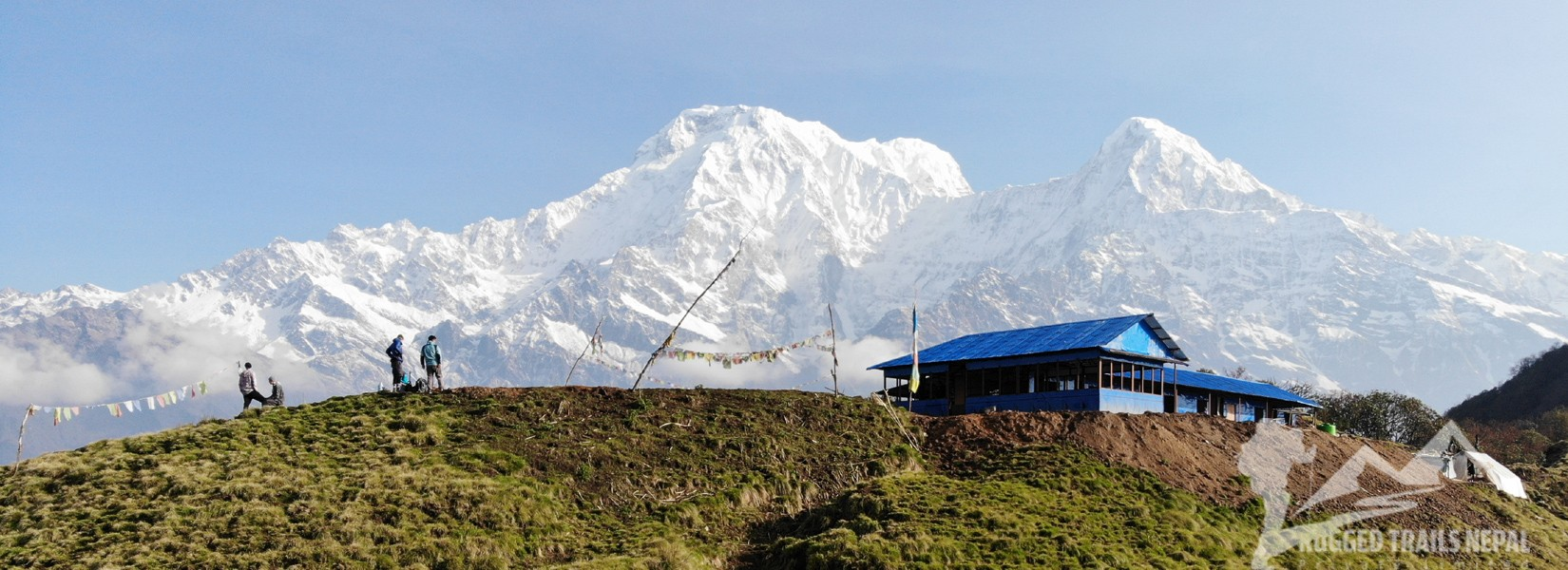 nepal traveling not to discover sights but to find new eyes