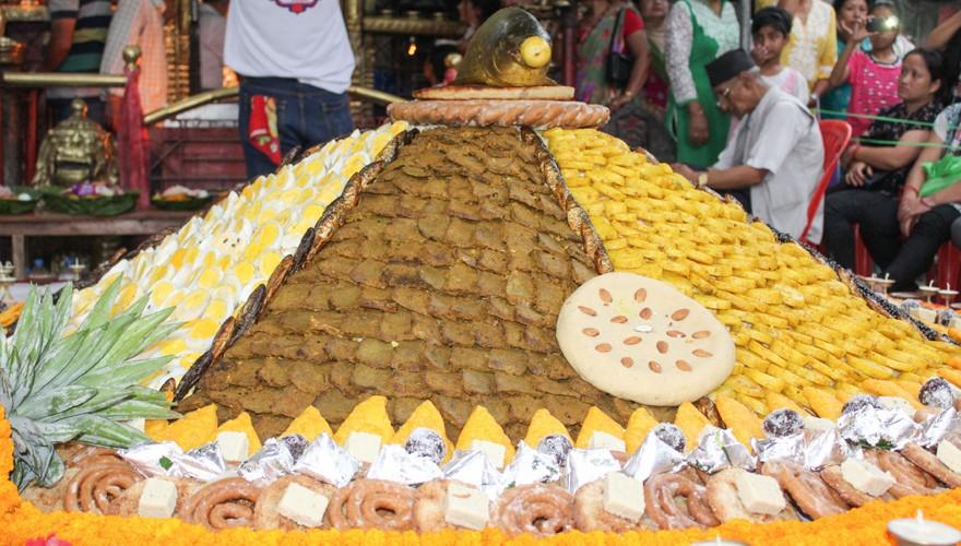 newari culture and food