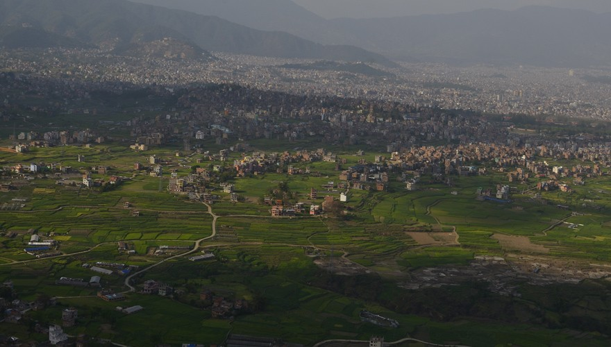 one day hike kathmandu champadevi