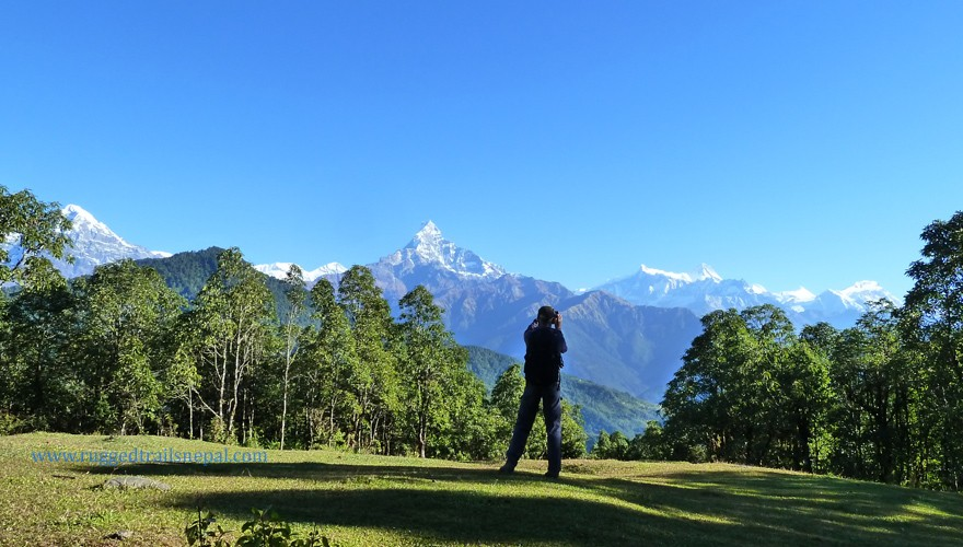 pokhara 2 days trek dhampus
