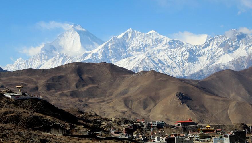 short annapurna circuit trek nepal
