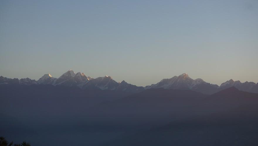 short kathmandu valley trek