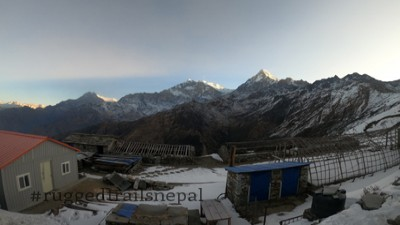 short khopra danda trek video