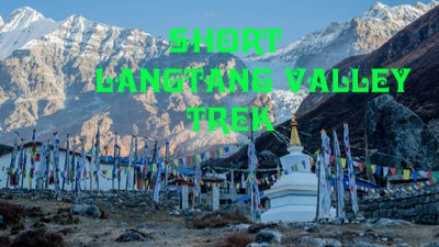 short langtang valley trek video