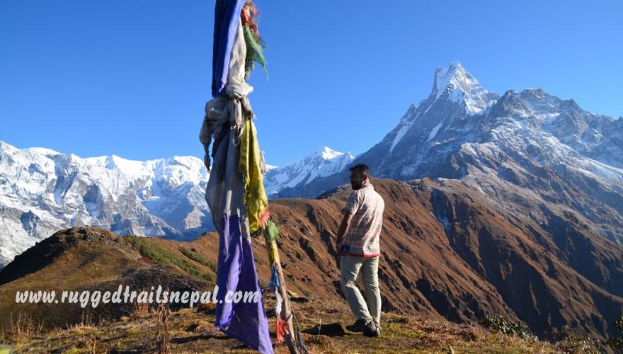 short mardi himal ghorepani trek