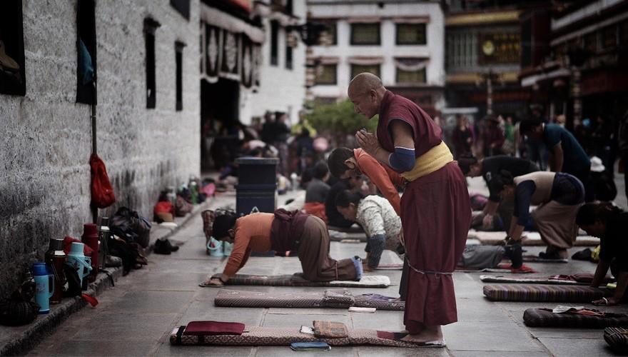 short tibet lhasa city tour